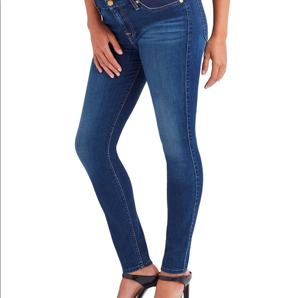 Maternity Ankle Skinny Jeans - 26